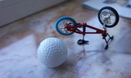 golf often