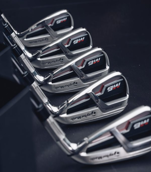 taylormade m6 cavity back irons
