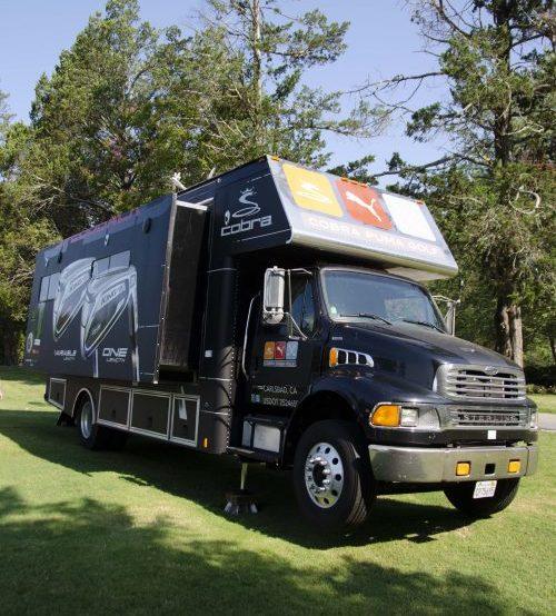 Cobra Tour Truck